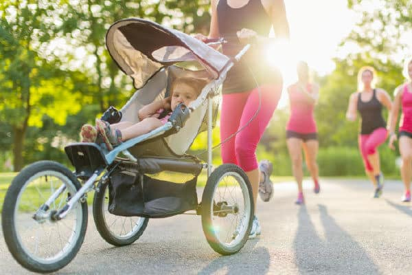 Jogging Stroller Reviews How To Buy The Right One Rambling Stroller